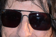 Alice Cooper Aviator Sunglasses