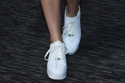 Kate Bock Leather Sneakers