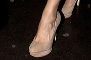 Natalie Coughlin Platform Pumps