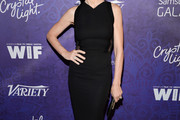 Julianna Margulies Little Black Dress
