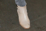 Mamie Gummer Ankle Boots