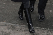 Celine Dion Knee High Boots