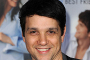 Ralph Macchio Short Side Part