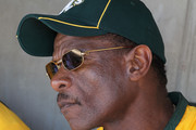 Rickey Henderson Team Baseball Cap