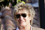 Rod Stewart Spiked Hair