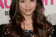 Rowan Blanchard Long Wavy Cut