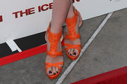 Roxane Mesquida Strappy Sandals