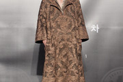 Tilda Swinton Evening Coat