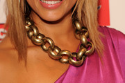 Angela Griffin Gold Link Necklace