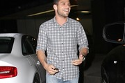 Jerry Ferrara Button Down Shirt