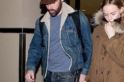 Michael Polish Denim Jacket