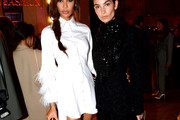 Joan Smalls Shirtdress
