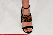 Jessica Hart Strappy Sandals