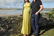 Samantha Cameron Maternity Dress