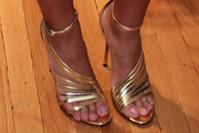 Sammi Giancola Strappy Sandals