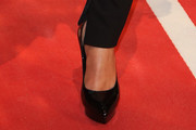 Jennifer Metcalfe Platform Pumps