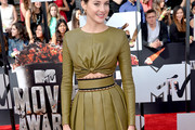 Shailene Woodley Crop Top