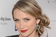 Shantel VanSanten Pinned Up Ringlets