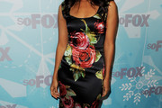Shelley Conn Print Dress