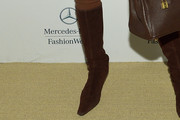 Sonja Morgan Knee High Boots