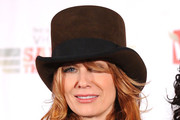 Nancy Wilson Top Hat