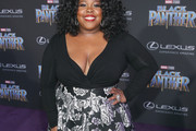 Amber Riley V-neck Sweater