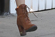 Stella Hudgens Lace Up Boots