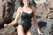 Stephanie Seymour One Piece