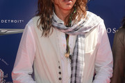 Steven Tyler Patterned Scarf