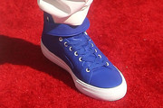 Diggy Simmons Leather Sneakers