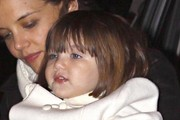 Suri Cruise Medium Straight Cut with Bangs