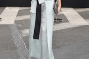 Zhang Ziyi Wide Leg Pants