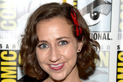 Kristen Schaal Curled Out Bob
