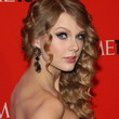 Taylor Swift Long Curls