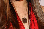 Charice Pempengco Dog Tag Necklace
