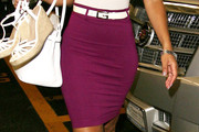 Tracey Edmonds Pencil Skirt