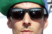 Travis Barker Square Sunglasses
