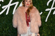 Alice Temperley Fur Coat
