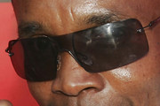 Sugar Ray Leonard Rectangular Sunglasses