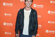Daren Kagasoff Leather Jacket