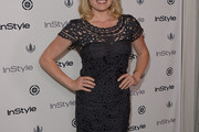 Megan Hilty Little Black Dress