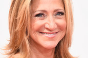 Edie Falco Layered Cut
