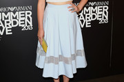 Hannah Arterton Long Skirt