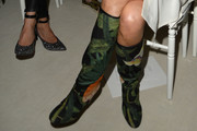 Carine Roitfeld Knee High Boots