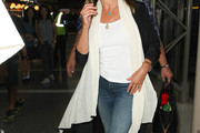 Jennifer Aniston Duster