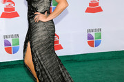 Barbara Bermudo Strapless Dress