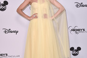 Sofia Carson Evening Dress