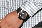 Miles Austin Leather Band Quartz Watch