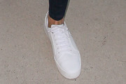 Heidi Klum Leather Sneakers