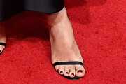 Caitriona Balfe Strappy Sandals